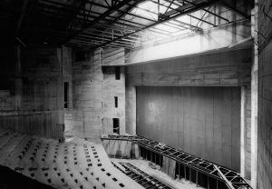 Theater-Rohbau
