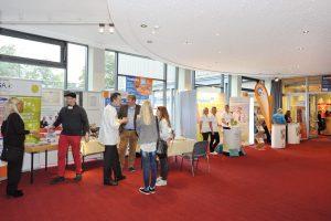 Foyer Veranstaltung