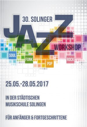 30. Jazz-Workshop (28.05.2017 18:00)