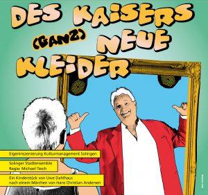 Des Kaisers (ganz) neue Kleider (13.12.2016 15:00)