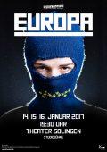 Europa Plakat