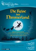 Die Reise ins Nimmerland