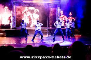 Mantastic SIXXPAXX  – Europa-Tour 2017/18 (18.02.2018 20:00)