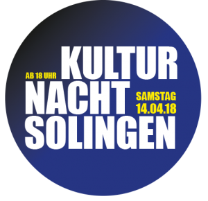 Kultur Nacht Solingen (14.04.2018 18:00)
