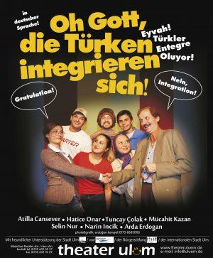 Oh Gott, die Türken integrieren sich (01.10.2017 15:00)