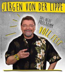 Jürgen von der Lippe Plakat