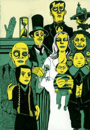 The Addams Family (03.07.2019 19:30)