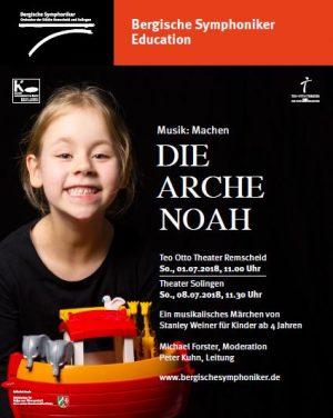 Die Arche Noah (08.07.2018 11:30)