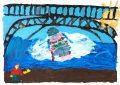 Kindermalfest Bayza Cicek 10 Jahre