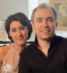 Nadia Mokhtari und Denys Proshayev