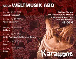 Weltmsuik-Abo