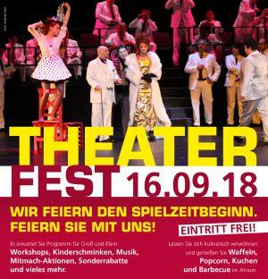 Theaterfest (16.09.2018 14:00)