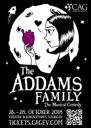 Addams Family (26.10.2018 19:30)