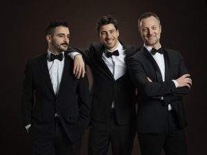 The Italian Tenors (30.03.2019 20:00)
