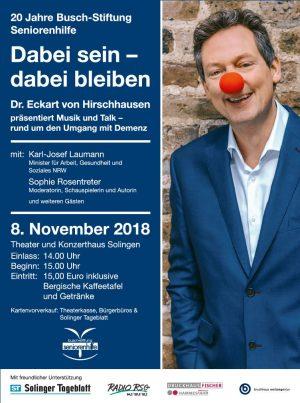 20 Jahre Busch Stiftung Seniorenhilfe (08.11.2018 15:00)