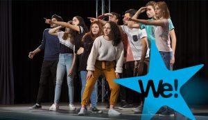Musicalprojekt We Perform! – Zukunft Zusammen (12.02.2019 19:30)