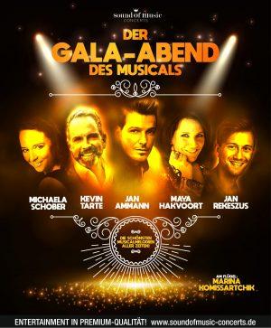 Der Gala-Abend des Musicals (27.10.2019 17:00)