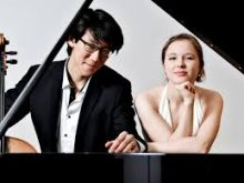 Stanislas Kim und Marie Rosa Günte
