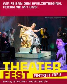 Theaterfest - Foto Stephan Haeger