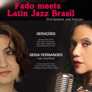 Fado meets Latin Jazz Brasil (27.06.2019 20:00)
