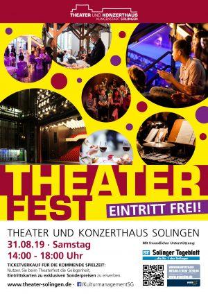 Theaterfest (31.08.2019 14:00)