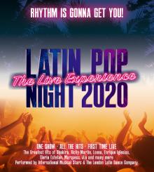 Latin Pop Night