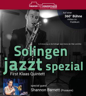 Solingen jazzt spezial (28.11.2019 19:30)