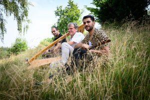 Tom Daun featuring Tarab Trio (04.10.2020 17:00)