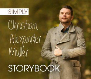 Christian Alexander Müller – STORYBOOK – Neujahrskonzert – Stream (01.01.2021 19:30)
