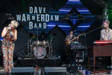 Dave Warmerdam Band - Foto Bert Lek