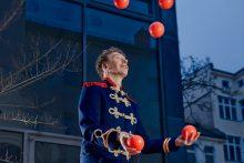 Der Zirkus ist da Foto Michael Handelmann