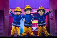 Feuerwehrmann Sam - Foto Levin den Boer