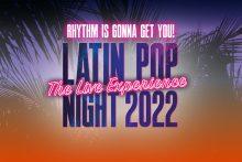 Latin Pop Night 2022