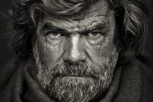 Reinhold Messner - Foto Andreas H. Bitesnich